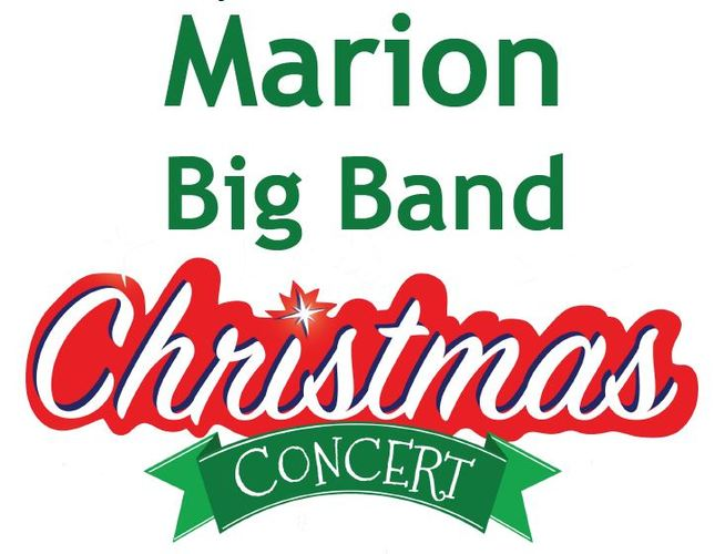 Marion Big Band Christmas Concert
