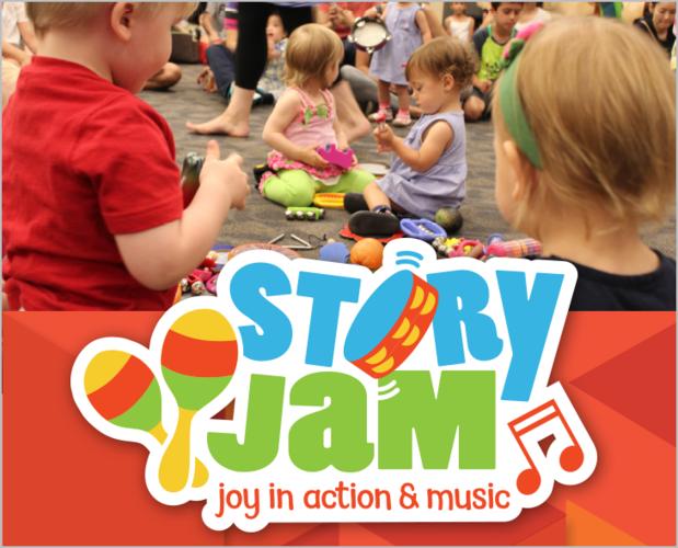 StoryJAM: Christmas Sing Along