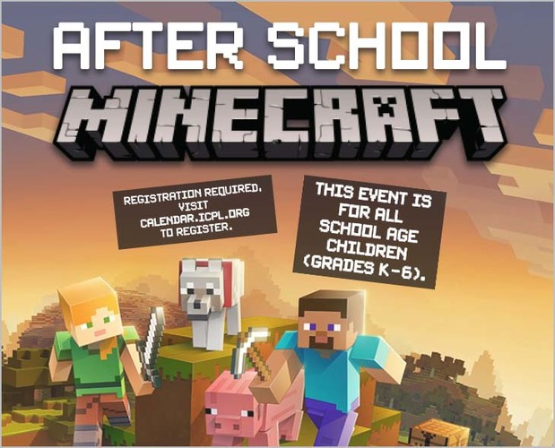 After School Minecraft