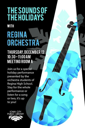 Preschool Stories & More: The Sounds of the Holidays with Regina Orchestra