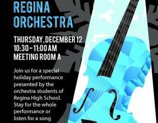 Search sounds of the holidays with regina orchestra 01