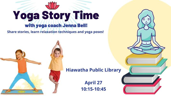 Yoga Story Time