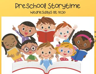 Search preschool storytime