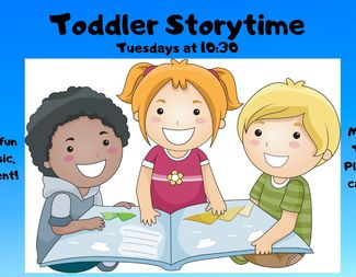 Search toddler storytime
