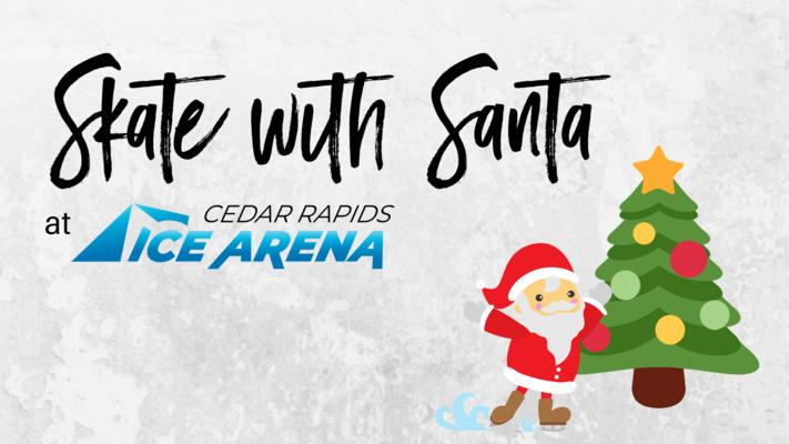 Skate with Santa
