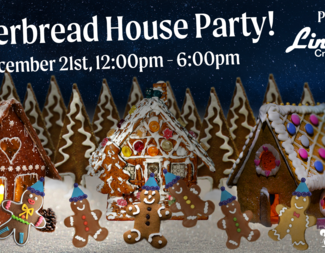 Search gingerbread house party   facebook event  cover photofixed