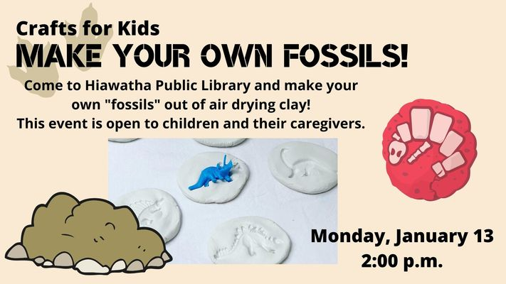 Crafts for Kids: Make Your Own Fossils