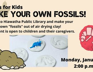Search jan 13 crafts for kids fossils