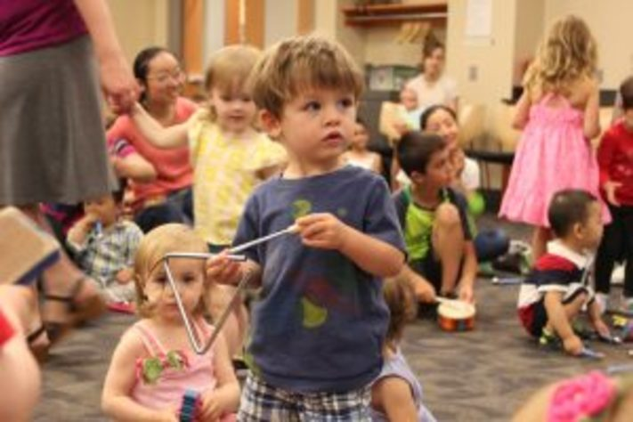Preschool Stories & More: Sing & Play & Learn with West Music