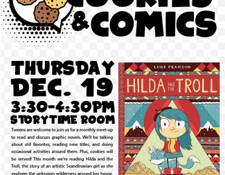 Search totallytweensbookclub cookies comicshildatroll