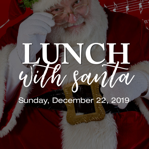 Lunch With Santa at Vue Rooftop