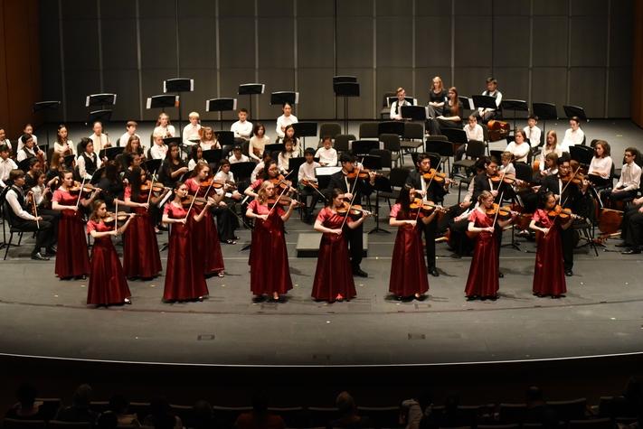 Preucil School's 46th Annual String Concert