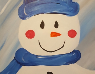Search snowman face
