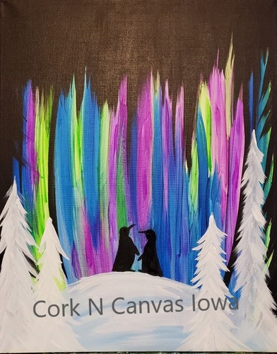 The Quarter Barrel - Cork N Canvas Iowa