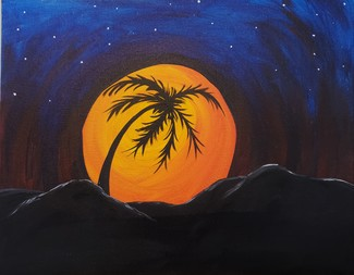 Search moon palmtree