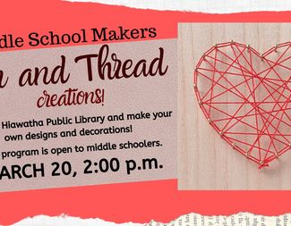 Search mar 20 middle school makers pin and thread