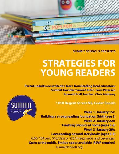 Summit Series: Strategies for Young Readers