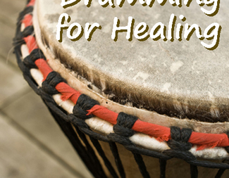 Search drumming for healing