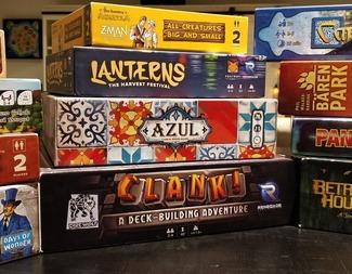 Search board game photo