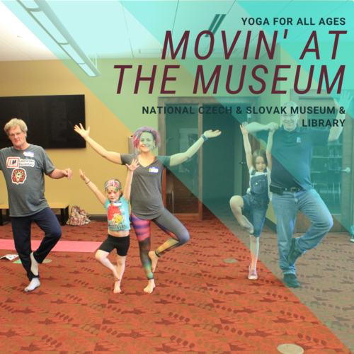 Movin' at the Museum: Yoga