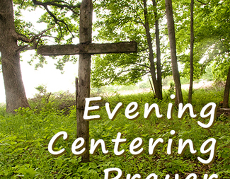 Search evening centering prayer