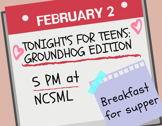 Search tonights for teens  groundhog edition