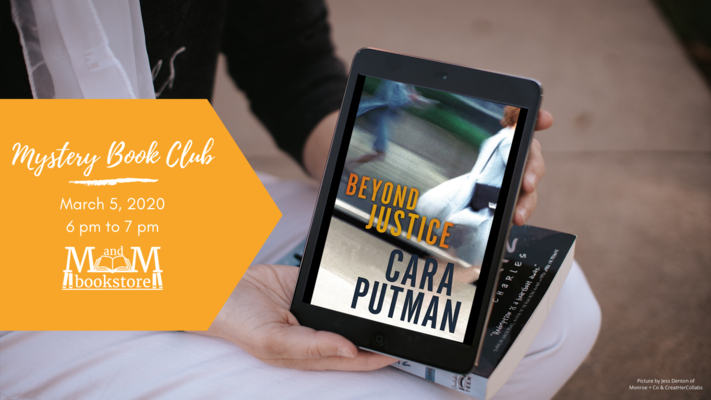Book Club: Beyond Justice by Cara Putnam