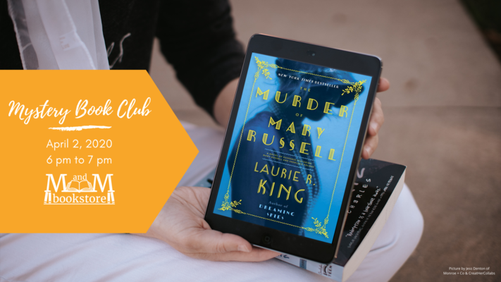 Book Club: The Murder of Mary Russell