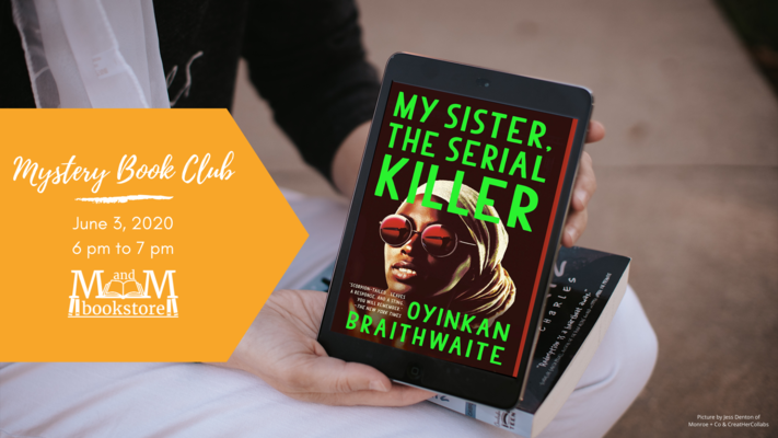 Book Club: My Sister, the Serial Killer