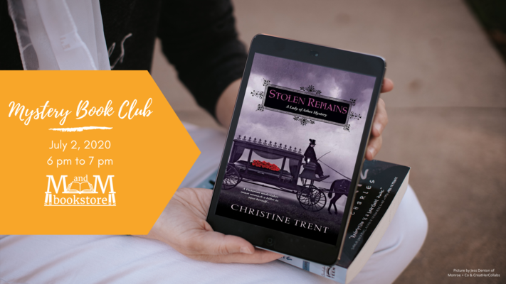 Book Club: Stolen Remains