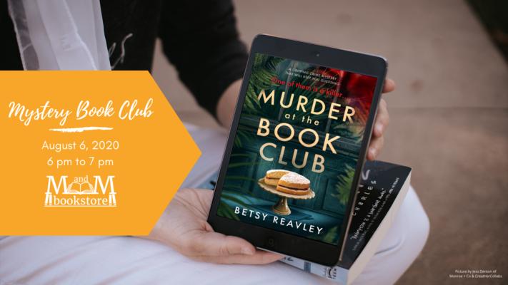Book Club: Murder at the Book Club