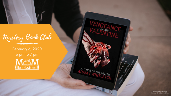 Book Club: Vengeance for My Valentine