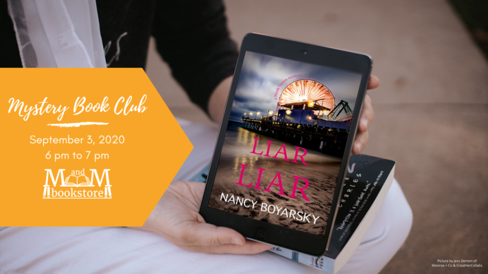 Book Club: Liar, Liar