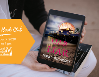 Search facebook event  mystery book club  1