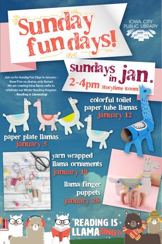Sunday Fun Day: Yarn wrapped Llama Ornaments