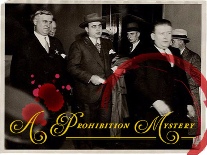 A Prohibition Mystery at Hancher Auditorium