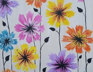 Search field flowers