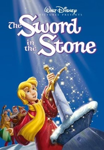 Friday Flick: The Sword in the Stone