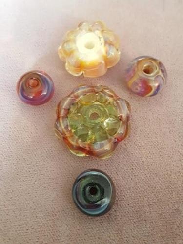 New Class!  Boro Beads