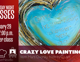 Search crazy love painting january 29th   facebook event cover
