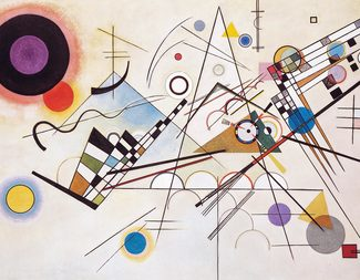 Search kandinsky comp viii