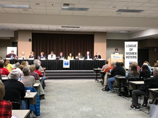 LWV Linn County Legislative Forum