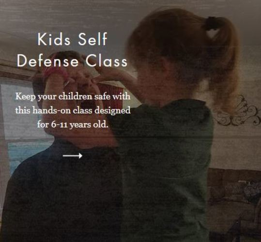 Kids Self Defense Class