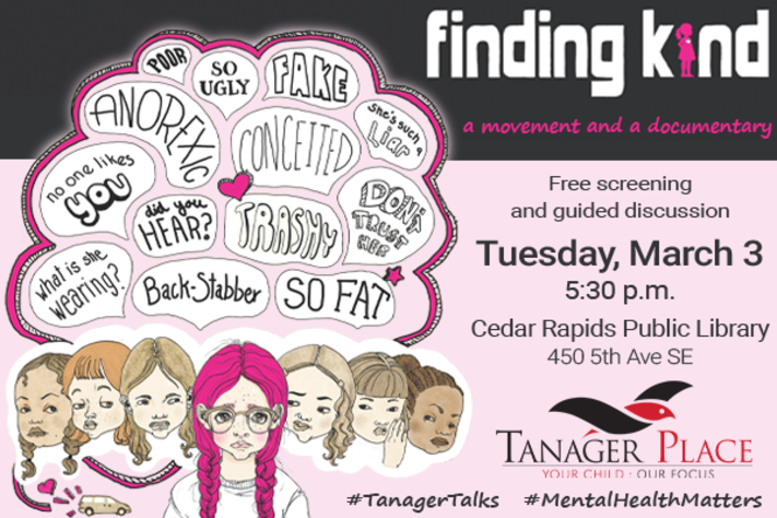 Finding Kind Screening & Discussion
