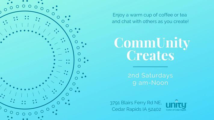 CommUnity Creates-Open Studio