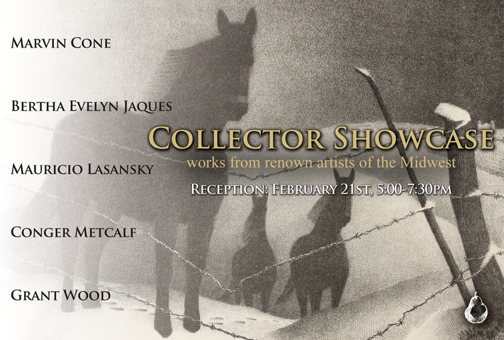 Opening Reception: Collector Showcase