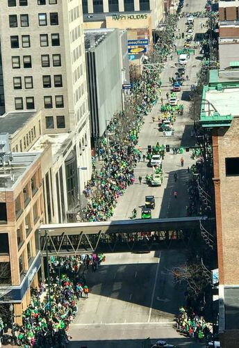 Cedar Rapids St Patrick's Day Parade - SaPaDaPaSo