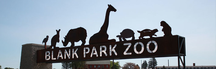 Live Animals from Blank Park Zoo
