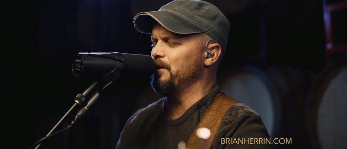 Live Music by Brian Herrin