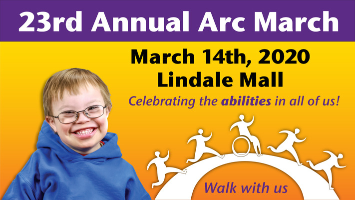 23rd Annual Arc March